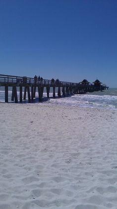 Naples Florida pier :). #NISummer