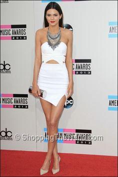 kendall-jenner-white-dress-american-music-awards-2013.jpg 343×515 pixels
