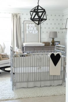 oh my goodness this nursery is PERFECT! *sigh* *swoon* | The Doctor's Closet