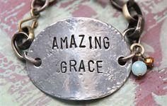 Amazing Grace Bracelet.