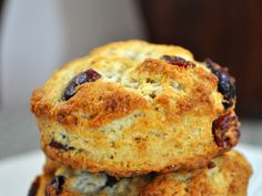 Cranberry Orange Biscuits | Serious Eats : Recipes