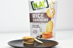 N.A! Rice Crackers –