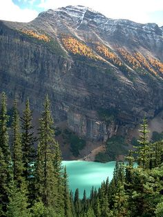 Moraine Lake, Canada  Places I've been