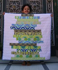 Simple Coin Quilt | Life's Rich Pattern