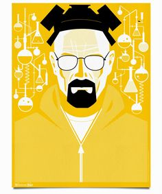Heisenberg yellow  Breaking Bad
