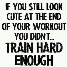 fitness, thought, daily motivation, gym, crossfit, hair, quot, train hard, true stories