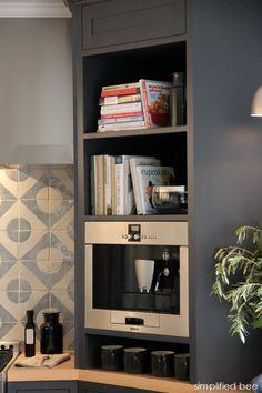 corner kitchen cabinet solution // Kitchen by Jute // San Francisco Decorator Showcase #kitchen #cabinet