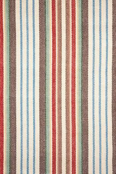 Love this Dash and Albert rug! The red would go with our red couch