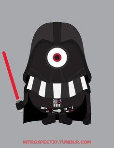 Darth Vader Minions.
