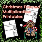 These are printables for basic multiplication fact practice.  Each page has a multiplication problem to practice with a variety of strategies inclu...