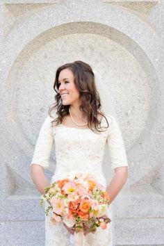 #modest #wedding #dress #sleeves #wedding #dress #sleeves #bridal #gown #modest #artistic