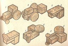 Поделки из дерева своими руками для начинающих с чертежами 40