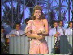 """""""Ta-Ra-Ra Boom-de-ay"""" sung by Mary Martin"""