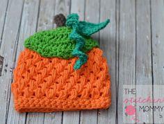 Crochet Pumpkin Pattern on Pinterest