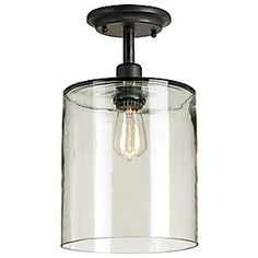 Panorama Semi-flushmount By Currey And Company