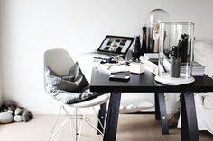 Helt Enkelt - heltenkelthosmig.blogspot.se | the office table