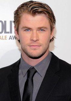 Christian Grey <3 aka Chris Hemsworth <3 #FiftyShades <3<3