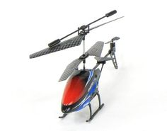 R/C Helicopter with removable rechargeable battery!