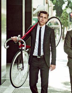 suit & bike