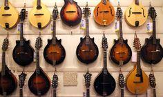 Mandolin Brothers – Staten Island, NYC #nyc #nycshopping #mandolins #mandolinbrothers #statenisland