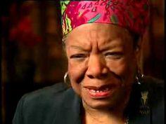 Maya Angelou: My Childhood