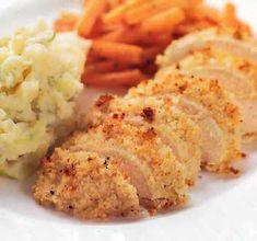 Parmesan Chicken #myplate #protein