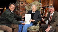 Billy Graham recognized by the N.C. House and Senate as 'Favorite Son'