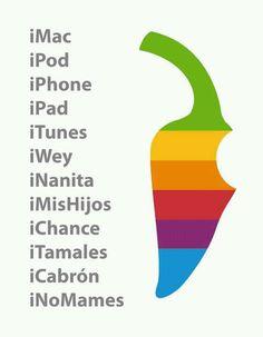 Mexican iMac Humor n_n