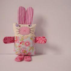 Awwwwwww pretty little bunny stuffy (no tute)