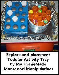 and some more Homemade Montessori ideas TO DO!!