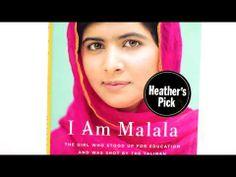 Heather's Pick   I Am Malala by Malala Yousafzai