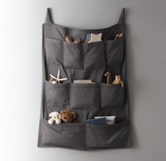 Canvas Wall Storage | Wall Storage | Restoration Hardware Baby & Child