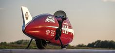 "Indian Motorcycle showcases new engine with custom ""Spirit of Munro"" streamliner - Bikers Cafe"