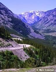 Beartooth Highway, Red Lodge Montana