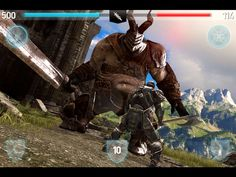 You might be a little frustrated at the predictable nature of this one, but it's hard to argue with the sheer graphical prowess of the Infinity Blade franchise. It's the definitive hack-and-slash game, the only one that matters, and has to be seen to be believed.