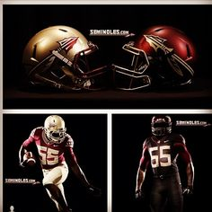 New FSU uniforms...fierce!