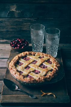 Nothing but Delicious: Cranberry Relish Pie