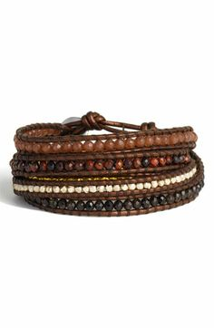 Chan Luu Beaded Wrap Bracelet available at #Nordstrom