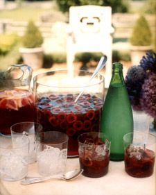 Cool off this summer with a tart Bing Cherry Mojito. Bottoms up!