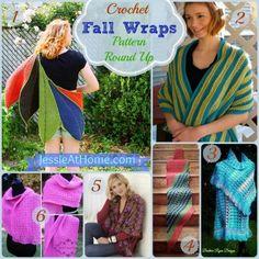 Wednesday Round Up 8/14/2014  ~ Fall Wraps