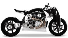 Confederate Motorcycles • B120 WRAITH