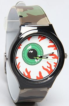 The Keep Watch Watch in Camo by Mishka