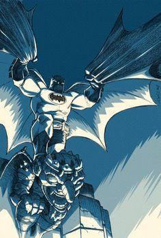 The Dark Knight Returns by dichiara