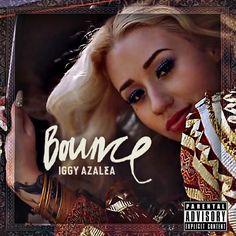 iggy azalea bounce album cover - photo #6