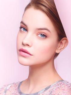 Barbara Palvin. Natural makeup, so pretty!