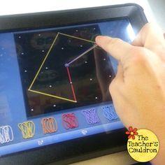 Geometry activities!