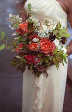 Saipua autumn bouquet