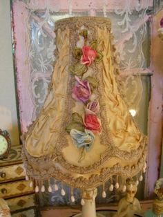 French Lamp Shade~