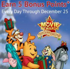 Disney Movie Rewards Codes for December starts at 12pm EST - Disney Insider Tips
