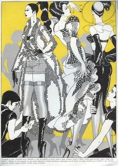 Depeche Mode Magazine, Antonio Lopez.